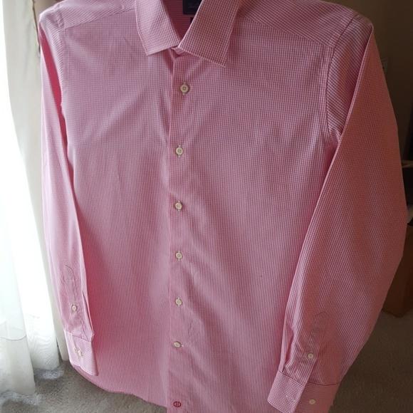 David Donahue Other - David Donahue Slim Fit Long Sleeve Shirt